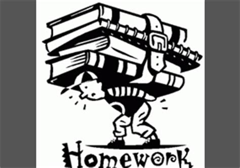 Facts about having no homework